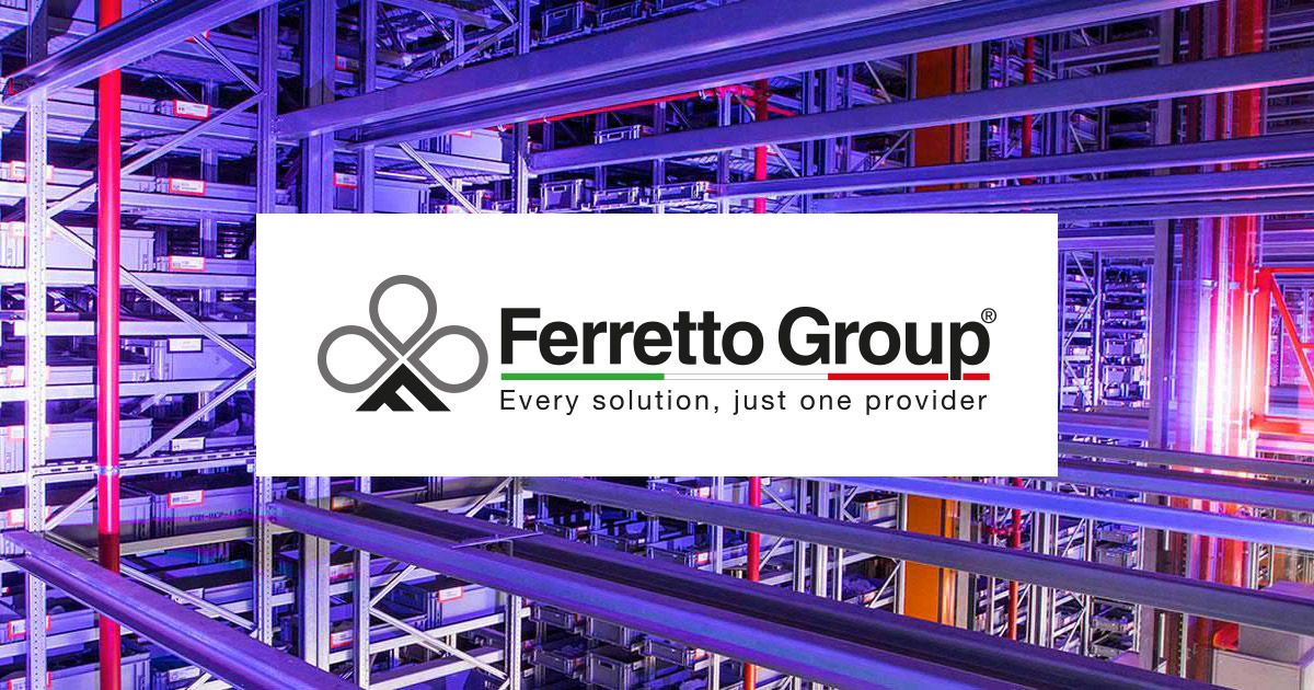 Home Ferretto Group Every Solution Just One Provider