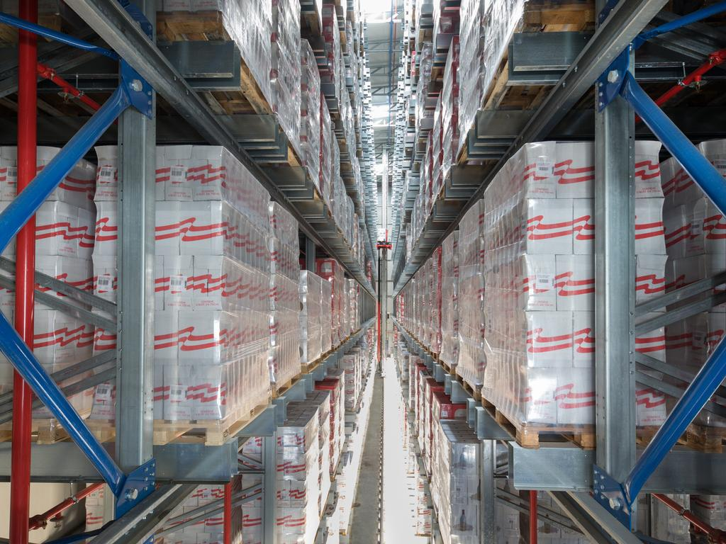 The advantages of an automatic storage system