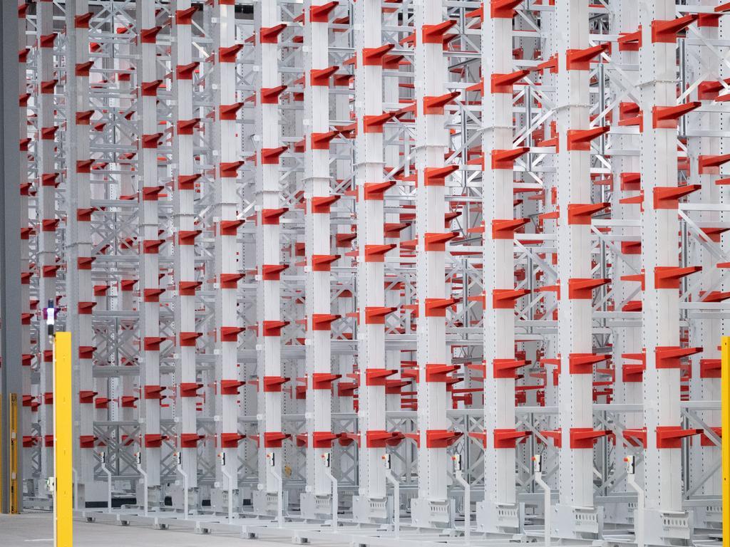 Con Ferretto Group, la cantilever se combina con la automatización