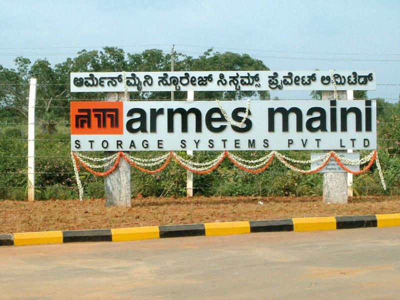 2007: Armes Maini was established in India
