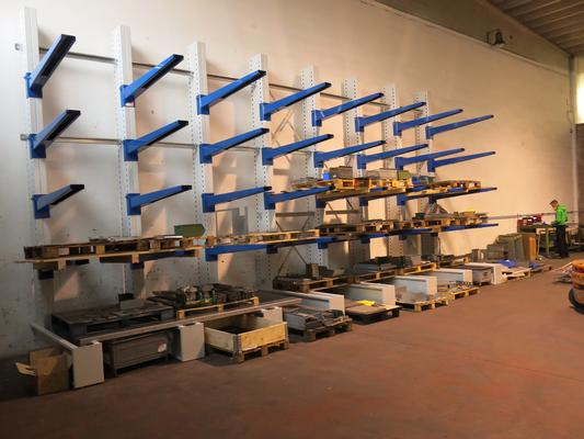Cantilever racking Cantifer