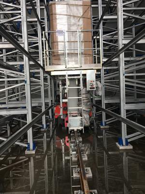 Clad-rack warehouse