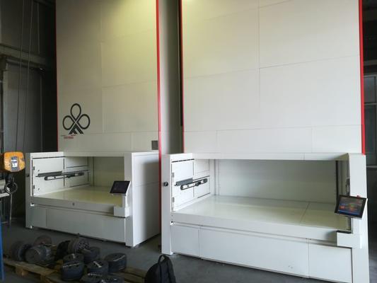 Vertical lift module Vertimag