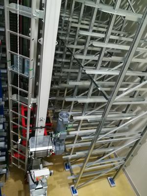AS/RS - Magazzini automatici a trasloelevatore