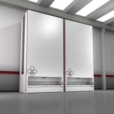 Almacenes automáticos verticales Vertimag
