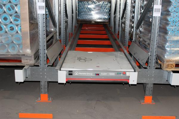 Pallet shuttle Flexy