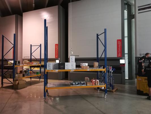Vertical lift module Vertimag EF