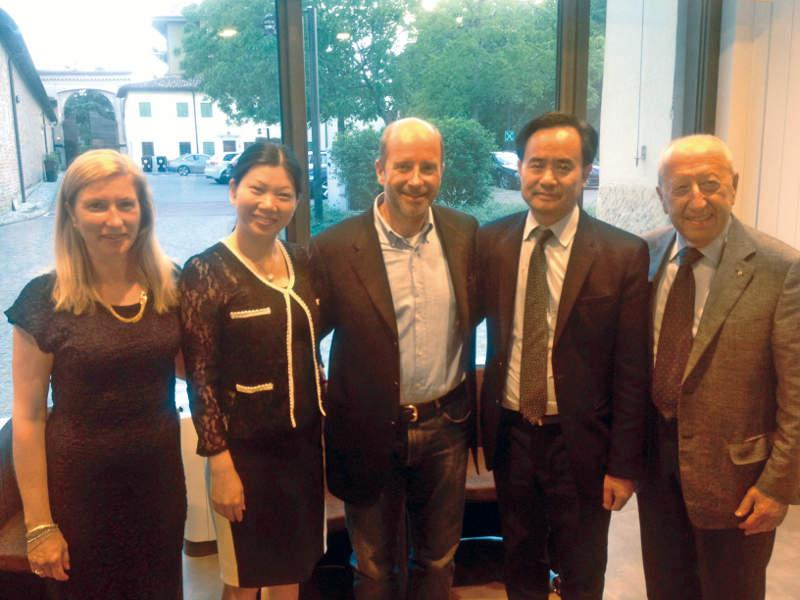 Ferretto Group looks toward China : signed agreement with Dong Fang.