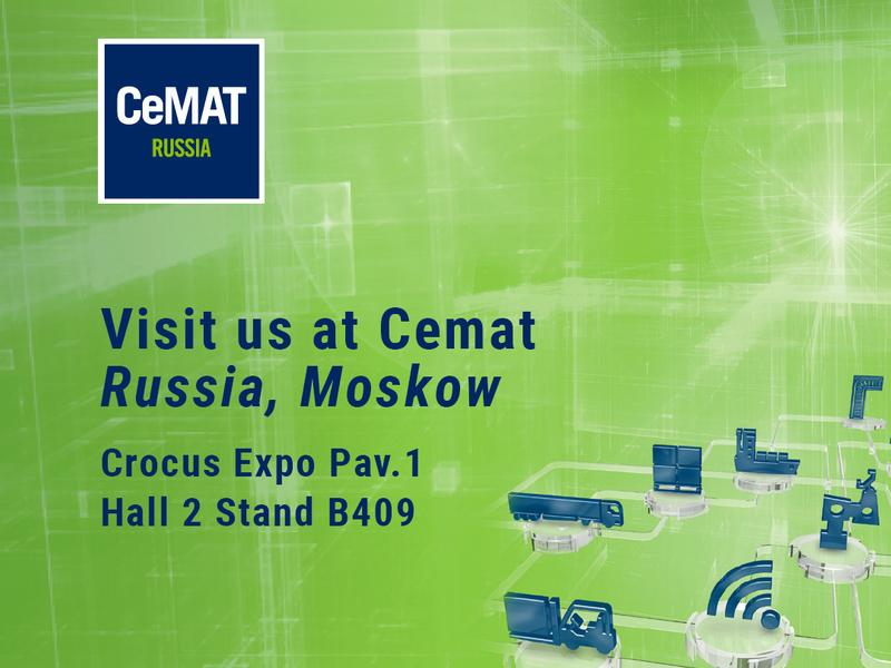 At CeMAT Moscow the spotlight is on automatic storage systems