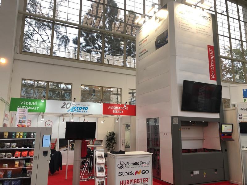 "Vertimag EF protagonista a ""MSV International Engineering Fair"" in Repubblica Ceca"