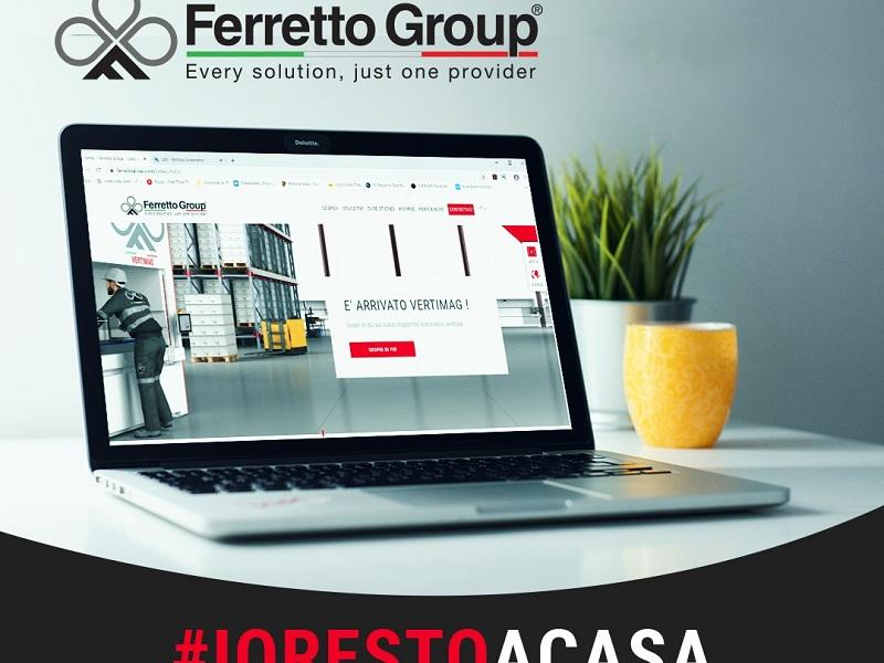 Ferretto Group: the activities go on!