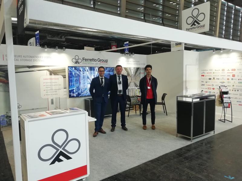 SITL 2021 – Ferretto Group porta il nuovo Vertimag (e non solo) a Parigi