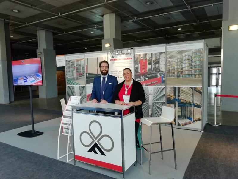 Ferretto Group exhibits at SITL - Paris Fair