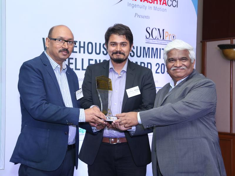 Armes Maini won the Warehouse Excellence Award