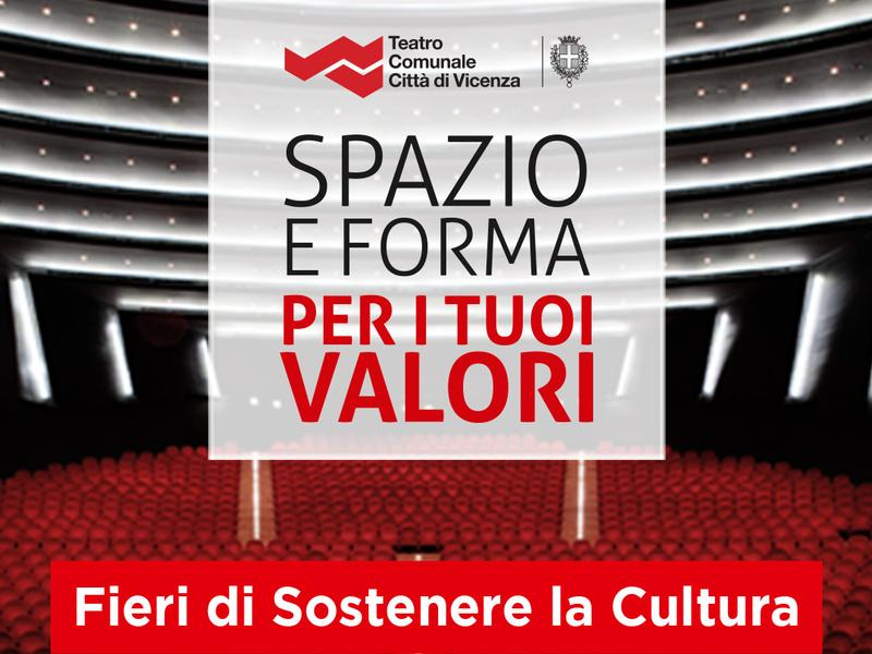 Ferretto Group sale sul palco del teatro comunale di Vicenza