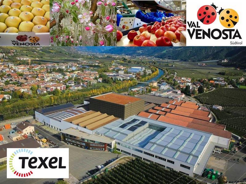 Consorzio Val Venosta opts for Ferretto Group automation