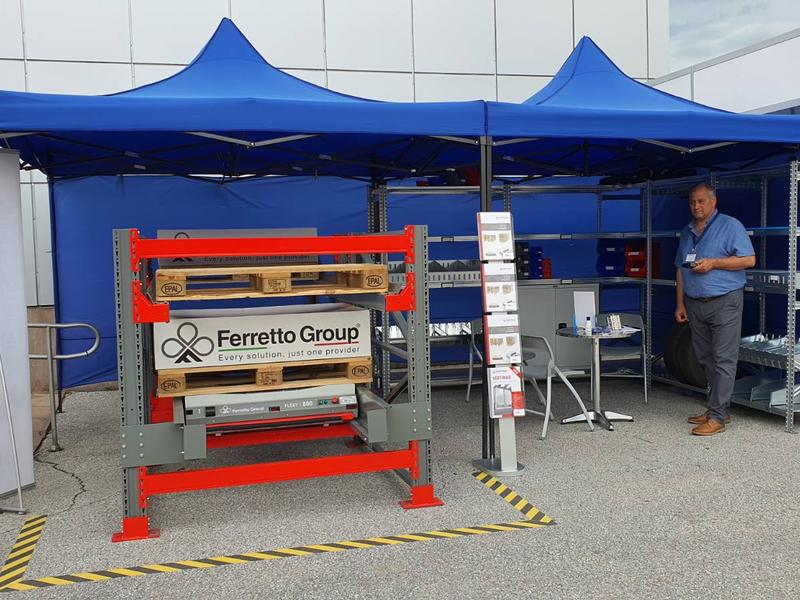 Ferretto Group exhibits at Truck Expo Plovdiv